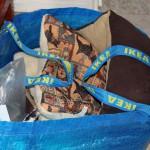 Miyas väska är packad för hemfärd